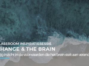 Inspiratiesessies – Change & the brain
