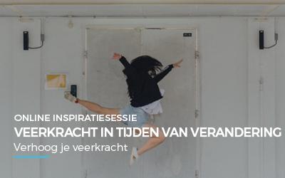Online inspiratiesessie – Veerkracht in tijden van verandering